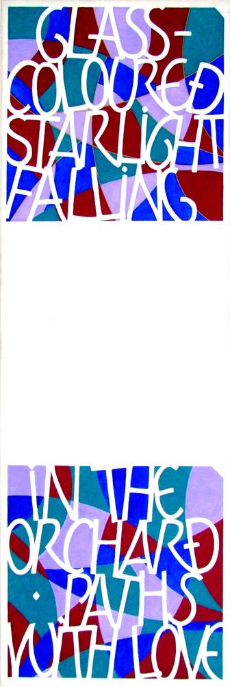 Black Marigolds #8. Mark L'Argent - Lettering Artist