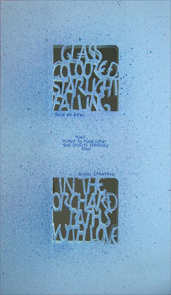 Black Marigolds #2. Mark L'Argent - Lettering Artist