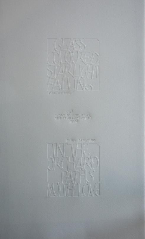 Black Marigolds #3. Mark L'Argent - Lettering Artist