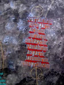 voluspo 2a. Mark L'Argent - Lettering Artist