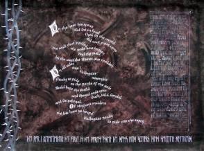 voluspo 3. Mark L'Argent - Lettering Artist