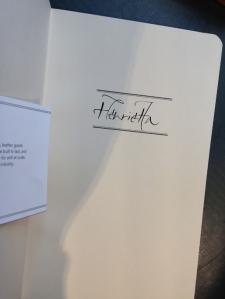Shinola3a - Mark L'Argent - Lettering Artist