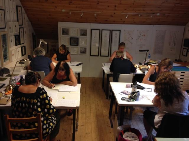 Kalligraphy Klub - Mark L'Argent - Lettering Artist