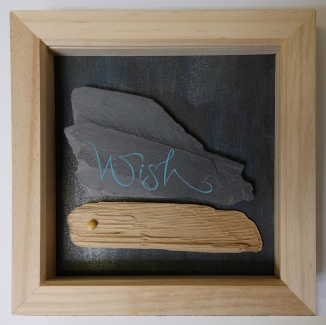 Wish -  Mark L'Argent - Lettering Artist